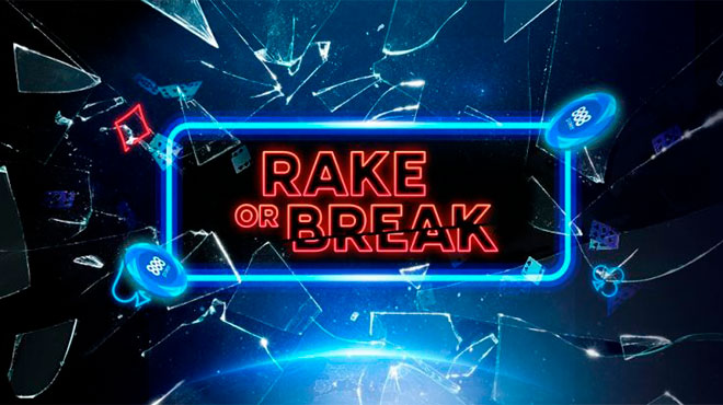 Турнир 888poker Rake or Break