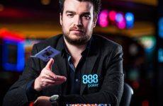 Крис Мурман  — легендарный игрок 888Team